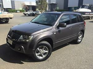 2008 Suzuki Grand Vitara Wagon The Basin Knox Area Preview