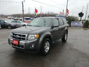 2011 Ford Escape Limited AWD !!CERTIFIED!!FINANCING!!WARRANTY!!