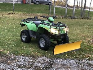 2008 arctic cat 500