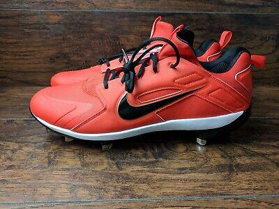 huge selection of b239b 8781b Brand New Nike Oregon State Beavers Baseball Cleats Men s Size 15 2017  Orange
