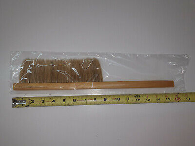 Natural Horse Hair Bee Hive Cleaning Brush Beekeeping Equipment Tool Usa Seller