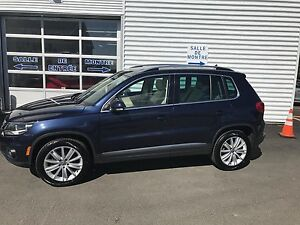 2014 Volkswagen Tiguan 4Motion Highline