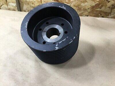 Dodge 10-3v 6.50 Sk Pulley 10 Groove V-belt Sheave 3815 Rpm 455232 60a32pr2