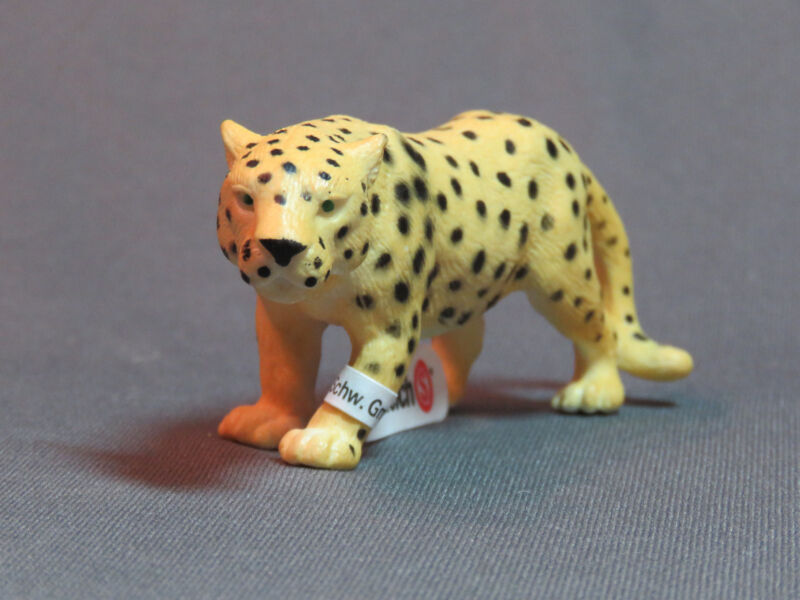 Schleich Leopard RETIRED 14127 NEW ah