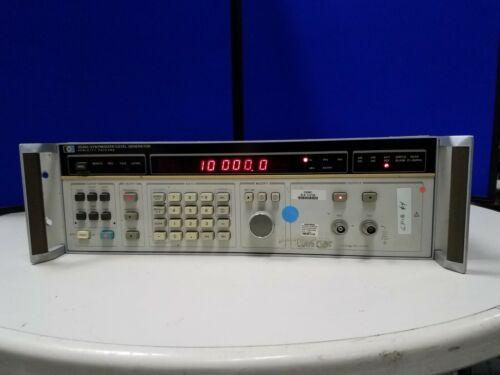 HP 3336C Synthesizer Level Generator