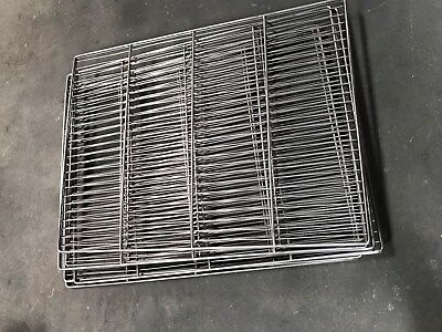 6x Smokehouse Stainless Steel Smoke Screen 29-38 X 39-12