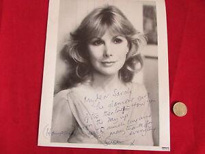 Susan-HAMPSHIRE-Actress-Original-Hand-Signed-10-X-8-Photograph