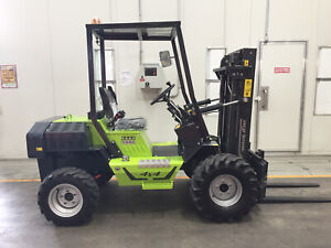 Compact 1.2T Rough Terrain Forklift Truganina Melton Area Preview