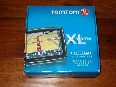TOMTOM XL 350TM 4.3-Inch Portable GPS Navigator