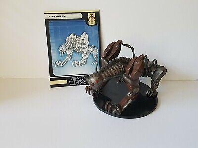 Star Wars Miniatures - Junk Golem 51/60 WOTC