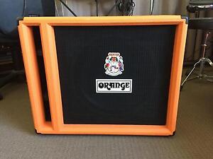 Orange OBC115 Bass Cabinet Aspley Brisbane North East Preview