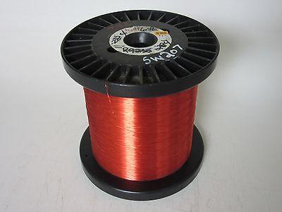 34 Awg 7.35 Lbs. Elektrisola S155 Enamel Coated Copper Magnet Wire