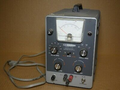 Heathkit Ip-20 Regulated Power Supply Ip-w-20