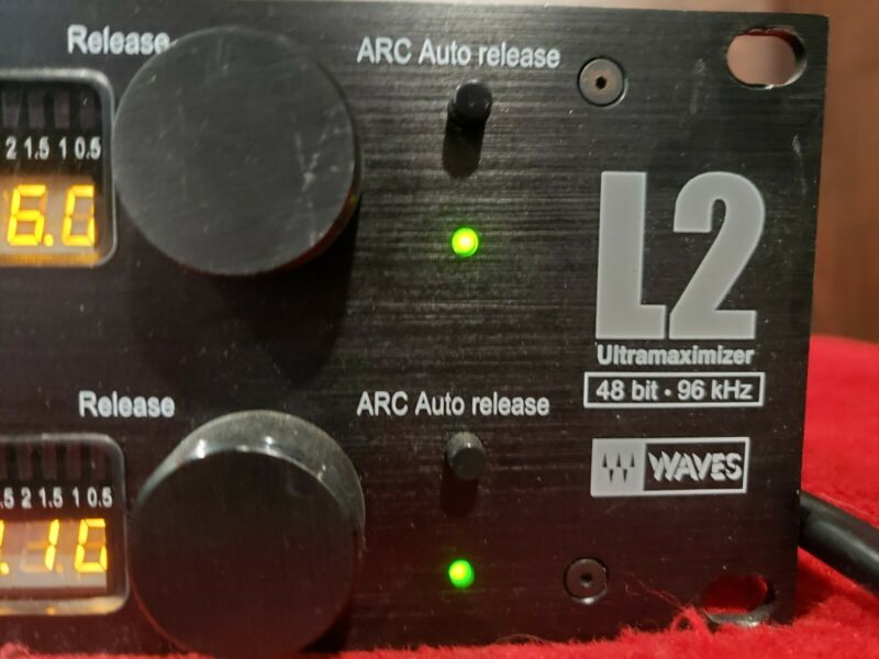 Waves L2 Ultramaximizer Hardware Mastering Limiter