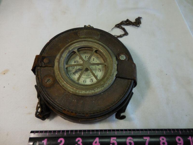 Vintage Detex Watchclock Corporation