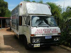 CHEAP BUSINESS, Juke box and party hire truck and contents Swan View Swan Area Preview