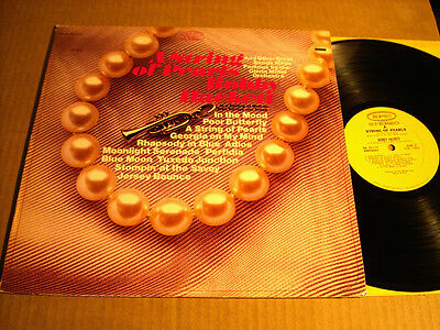 BOBBY HACKETT- A STRING OF PEARLS - LP - EPIC BN 26174