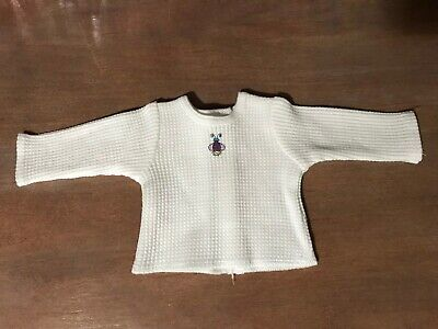 American Girl white thermal firefly Shirt from 2001 Camping Outfit (NWOB RETIRED