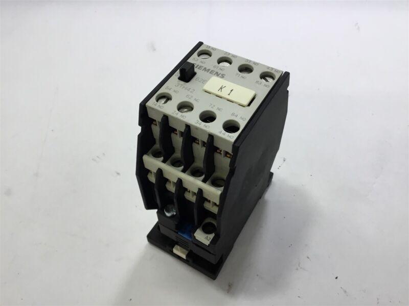Siemens 3Th4262-0A Contactor
