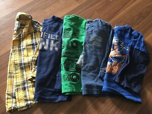Boys Shirts Size 3T-5T