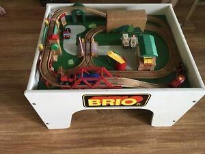 Brio Train Table Toys Indoor Gumtree Australia Brisbane North
