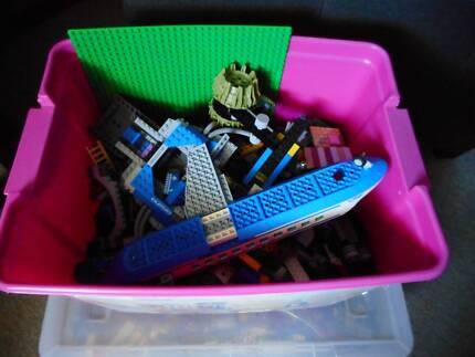 Bulk LEGO Lot 3