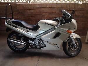 2002 Kawasaki ZZR250 Singleton Singleton Area Preview