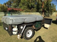 Quality camper trailer Helena Valley Mundaring Area Preview