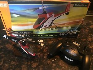R/C helicopter (blade MC X2)