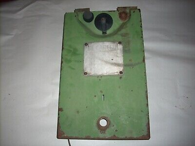 Lower Dash Panel John Deere 4010 Tractor