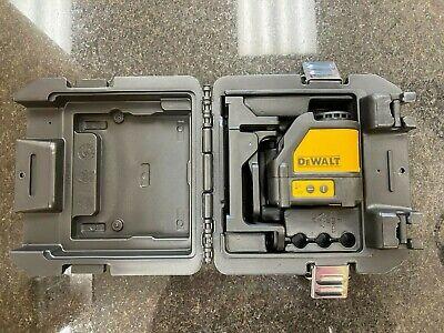 Dewalt Dw088 Cross Line Laser - Like New