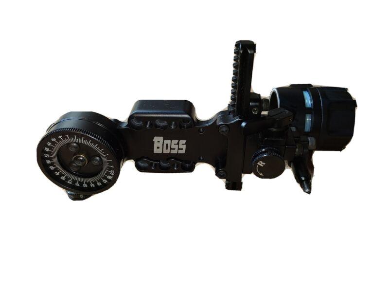 Spot Hogg Boss Hog Single Pin With X6 Lens