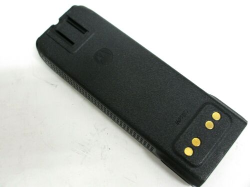 Motorola Impres XTS5000 Astro Radio Battery NNTN6034B 4500mAh 33.3Wh 09/30/16