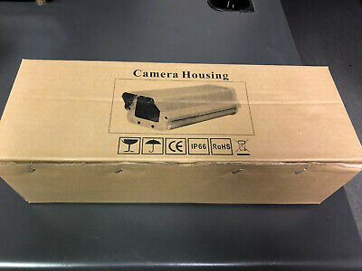 Weather Proof Video  Camera Housing Outdoor Heavy Duty Aluminum Enclosure IP66