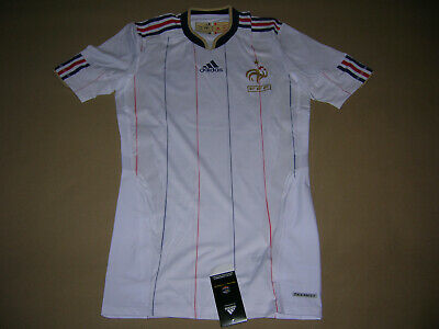 60bd041f6 France Soccer Jersey Football Adidas Player Issue Shirt Maglia Trikot AW  Techfit