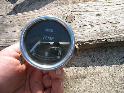 classic Mini temperature gauge