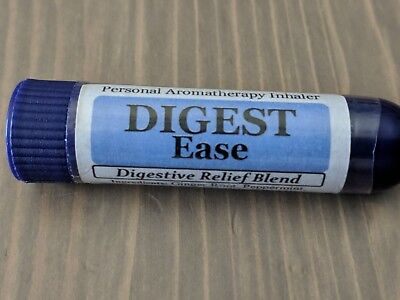 DIGEST EASE: Digestion Relief Blend Essential Oil AROMATHERAPY Personal (Digestion Blend)