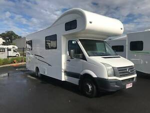 2012 6 Berth Talvor Motorhome - VW Crafter Caringbah Sutherland Area Preview