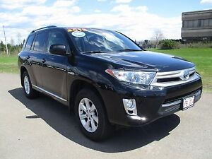 2013 Toyota Highlander Hybrid None