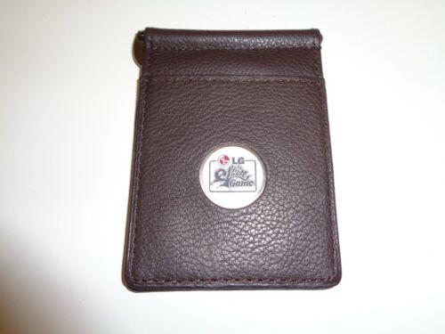 LG Skins Game Golf Score Card Holder
