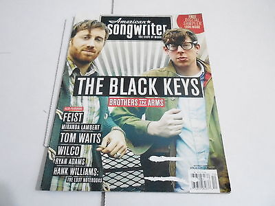 NOV/DEC 2011 AMERICAN SONGWRITER music magazine THE BLACK KEYS ()