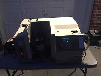 Perkin Elmer 3100 Atomic Absorption Spectrophotometer