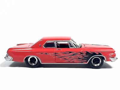 Greenlight Muscle Car Garage Custom 1964 64 Chrysler 300 K Die Cast 1/64 Loose