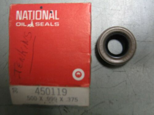 450119 National Oil Seal 1.003 x .500 x .375
