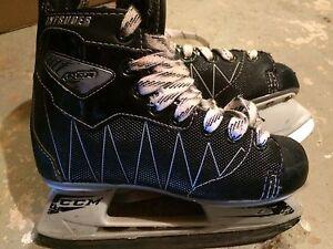 "CCM ""intruder"" skates youth 2"