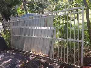 Driveway colourbond gate Tallebudgera Valley Gold Coast South Preview
