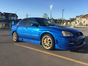 2002 Subaru WRX STi JDM for sale