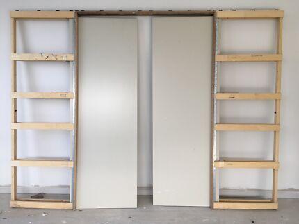 Cavity slider door frame | Building Materials | Gumtree Australia ...