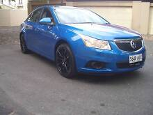 HOLDEN CRUZE CD 77000KMS 2011 $9950 College Park Norwood Area Preview