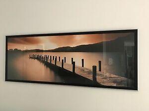 Jetty print artwork Mermaid Beach Gold Coast City Preview